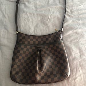 Louis Vuitton Bloomsbury Crossbody, Damier Ebene